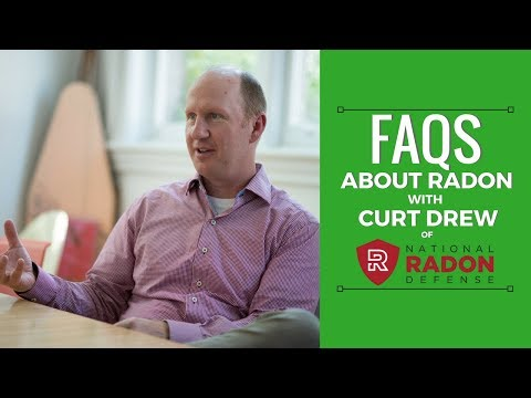 Doug Lacey's Basement Systems sits down with President and Owner of National Radon Defense, Curt Drew, to talk about Radon. 