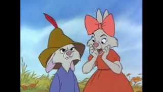 Extrait Robin des Bois (1973) Walt Disney : le serment (VF)