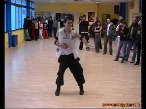 Johnny Vazquez 2006 :: Nadie Como Ella Show - Marc Anthony @ Energy Dance - #Perugia