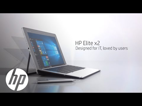 The New Elite x2 - Designed for IT, Loved by Users