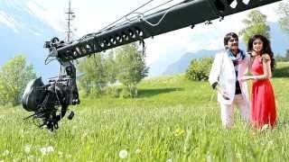 Nuvvele Nuvvele Video Song Making - Devudu Chesina Manushulu