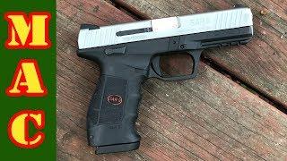 Sarsilmaz SAR 9 pistol - bad luck or bad design?