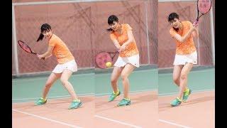 AKB48佐藤朱のテニスさとうあかりTeam8宮城県代表