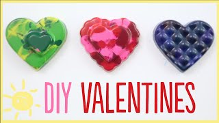DIY   Easy Handmade Valentines