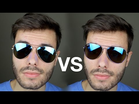 Ray-Ban Aviator vs Maui Jim Mavericks