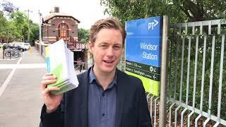 Sam Hibbins - Sandringham Line Petition