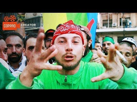 Documentaire : les supporters algériens au cœur du Hirak