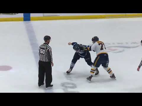 Gabriel Villeneuve vs Charles Beaudoin