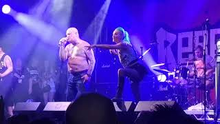 Angelic Upstarts - Last Night Another Soldier (Rebellion Festival @ Blackpool 2018 03/08/2018)