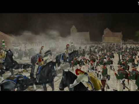 NAPOLEONIC 3D ANIM BATTLE SCENES_THE BATTLE OF LEIPZIG
