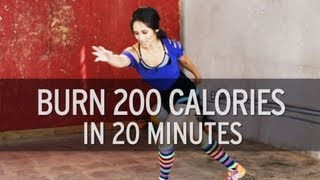 Burn 200 Calories in 20 Minutes by XHIT Daily
