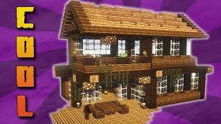 Nach Bauen видео видео смотрите - Minecraft haus einfach nachbauen