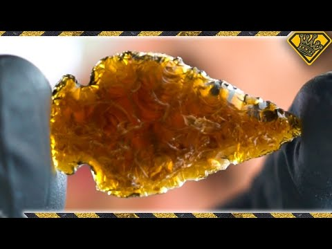 Download Making Arrowheads from Glass Bottles HD Mp4 3GP Video and MP3