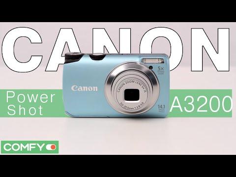 Фото - Фотокамера Canon Power Shot A3200 IS Orange