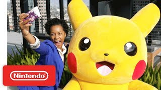 Who Inspired the New Nintendo 2DS XL Pikachu Edition?