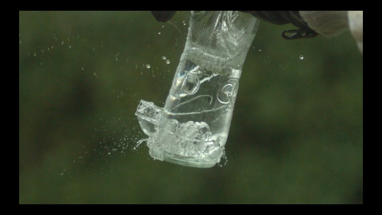 The Coolest Beer Trick Ever Caught In Super-Slow Motion