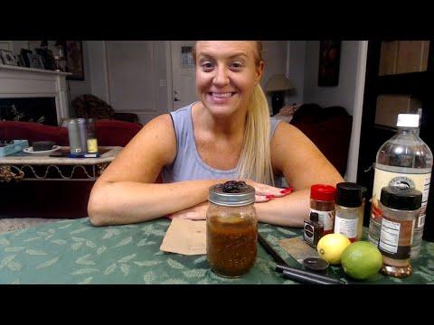 Break-up Jar Spell with Vinegar Lemon & Lime