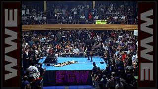 Cyrus Cancels ECW: Sept. 8, 2000