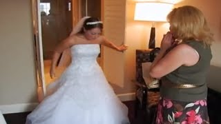 Wedding Dress on Whose Wedding is it Anyway, Altar Images, Episode 610