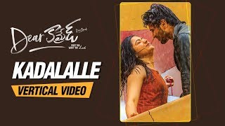 gratis download video - Kadalalle Lyrical Vertical Video  | Dear Comrade Telugu | Vijay Deverakonda, Rashmika | Bharat Kamma