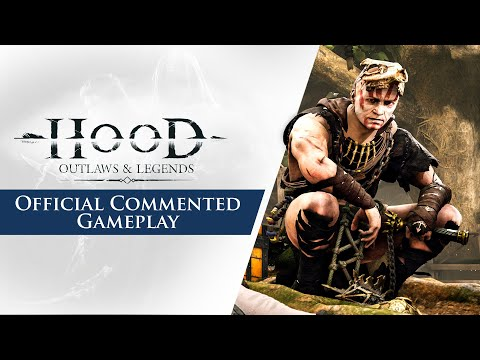 Official Commented Gameplay de Hood: Outlaws & Legends