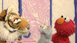 "Sesame Street: ""Elmo's World: All About Animals"" Preview"