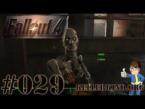 Fallout 4 [HD|60FPS] #029 - Kellogg ★ Let's Play Fallout 4
