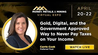 Gold, Digital, and the Government Approved Way to Never Pay Taxes on Your Income