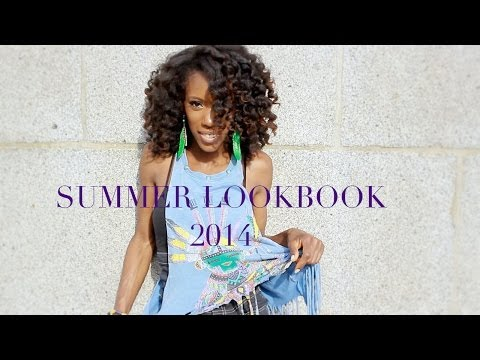 Summer Lookbook 2014