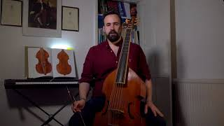 Tutorial No. 4: More bowing with Sam Stadlen