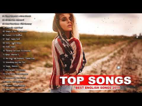 Best English Songs 2019 Hits - Best Pop Songs Of World 2019 - Popular Songs New Collection