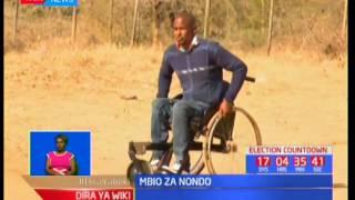 Mbio za Nondo zaandaliwa Kajiado kwa nia ya kuleta uwiano nchini