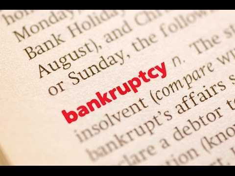 Myths and Misconceptions about Filing Bankruptcy