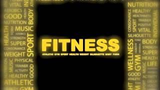 Fitness, Zumba, Aerobica, Kick Boxing, Step, Aerobox, Acqua Gym, Spinning, Walking (YELLOW)
