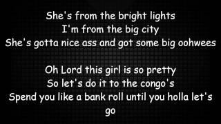 Billy Crawford - Bright Lights (Lyric Video) HD/HQ