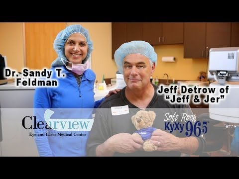 Clearview LASIK Patient - Jeff of Jeff & Jer