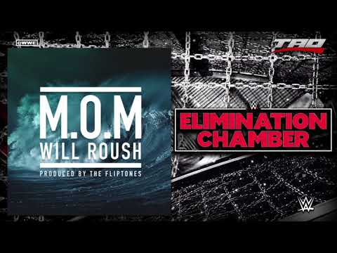 """WWE: Elimination Chamber 2018 - """"M.O.M"""" (Man On A Mission) - Official Theme Song"""