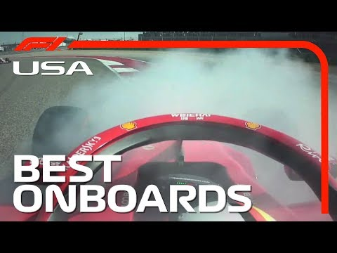 Max and Lewis' Duel, Kimi's Cockpit Celebrations + The Best Austin Onboards   2018 US Grand Prix