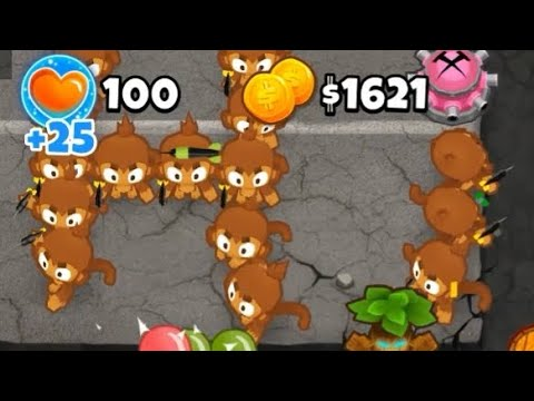 Bloons TD 6 - Co-op Mode on #Ouch is a Nightmare - aliensrock