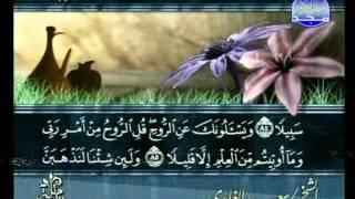 المصحف المرتل 15 للشيخ سعد الغامدي  حفظه الله