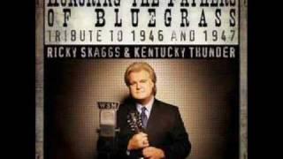 <b>Ricky Skaggs</b>  Honey Open That Door