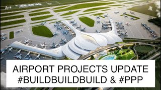 AIRPORT PROJECTS STATUS UPDATE