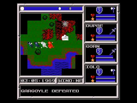 ultima v warriors of destiny nes