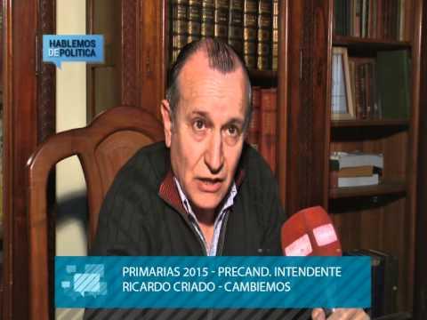 HABLEMOS DE POLITICA DEL 6 DE AGOSTO DE 2015