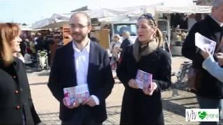 preview picture of video '13 aprile 2013 mercato Opera'