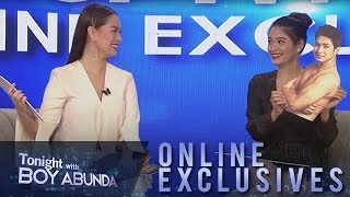 TWBA Online Exclusive: Yen Santos & Yam Concepcion