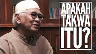 preview picture of video 'A.Mustofa Bisri - Apakah Takwa itu?    Sendi-sendi Islam'