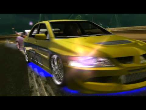 Download Nfs Underground 2 Nissan Skyline Z Fast And Furious Video
