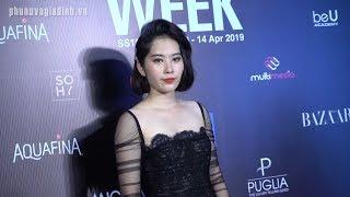 Ngọc Trinh, Lý Nhã Kỳ đụng độ, Nam Em lột xác trên thảm đỏ Vietnam Fashion Week