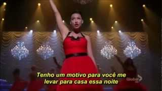 Glee Cast  - Edge Of Glory (Legenda Oficial)